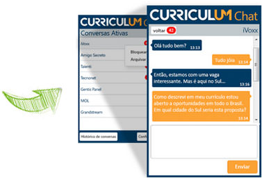 Curriculum Chat